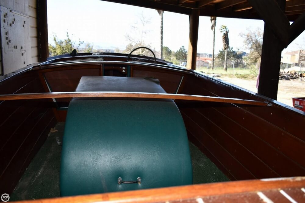 1945 Chris Craft boat for sale, model of the boat is Sportsman 18 & Image # 24 of 40