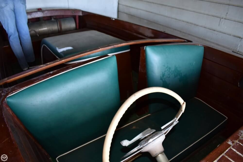 1945 Chris Craft boat for sale, model of the boat is Sportsman 18 & Image # 34 of 40