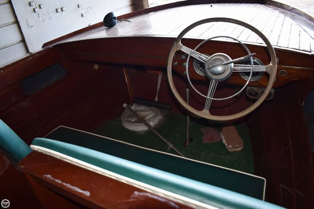 1945 Chris Craft boat for sale, model of the boat is Sportsman 18 & Image # 37 of 40