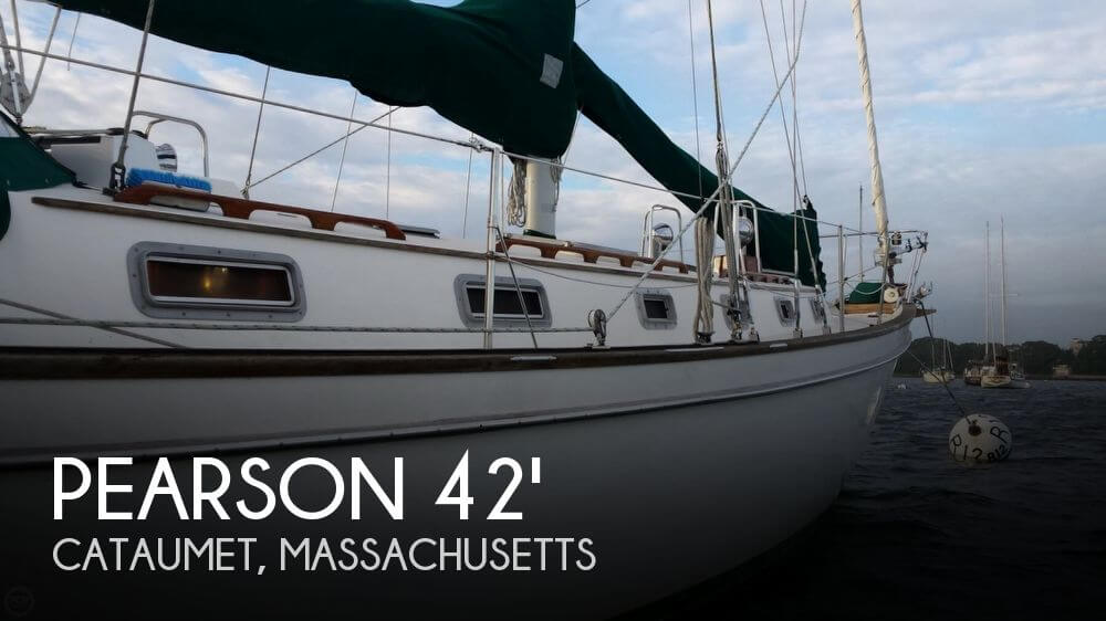 Used Pearson Sailboats For Sale by owner | 1983 Pearson 42