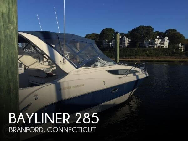 2004 BAYLINER 285 for sale