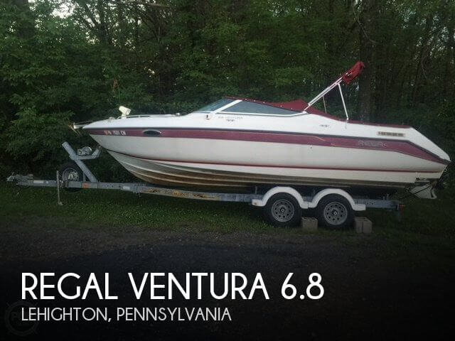 Used Regal 22 Boats For Sale by owner | 1994 Regal 22