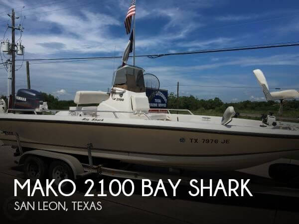 Used MAKO Boats For Sale in Texas by owner | 1999 Mako 23