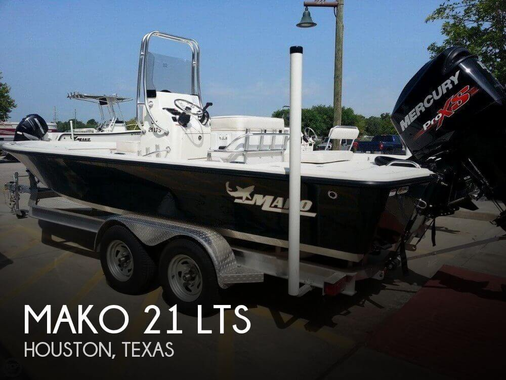 Used MAKO Boats For Sale by owner | 2014 Mako 21