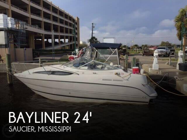2002 Bayliner Ciera 2455 Sunbridge For Sale