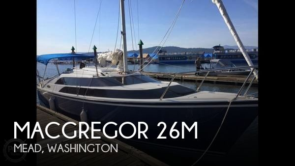 Used Sailboats For Sale in Washington by owner | 2003 MacGregor 26