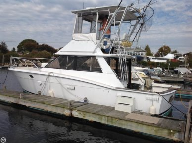 Trojan F36 Flybridge, 36', for sale - $26,500