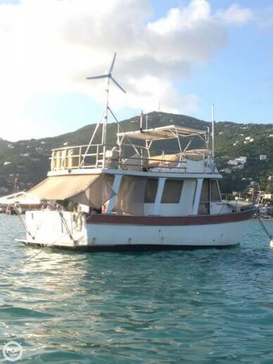 Marine Trader 34 Sedan, 34', for sale - $35,000