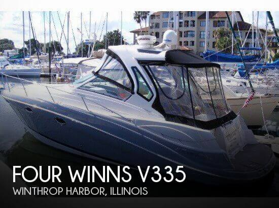 Used Four Winns Boats For Sale by owner | 2011 Four Winns 32