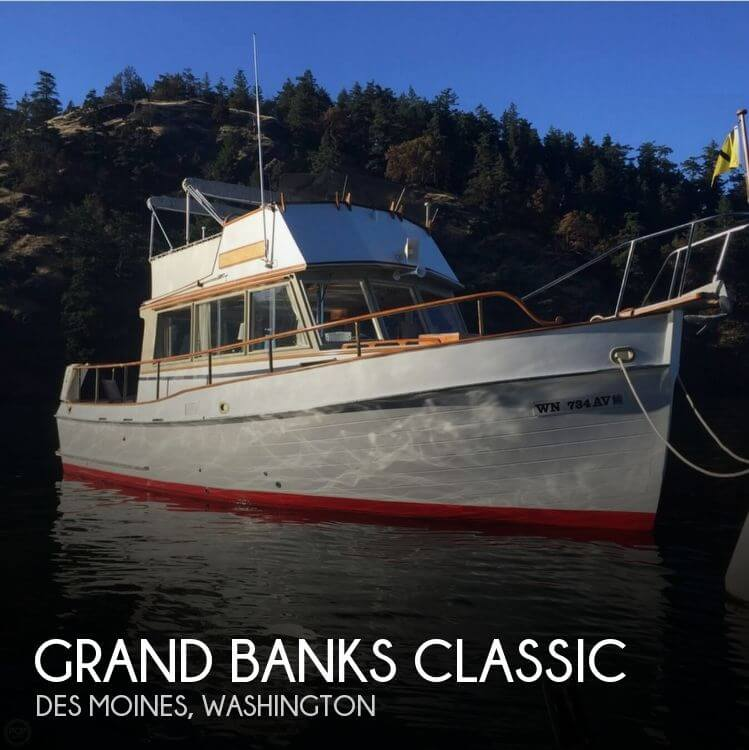 Used GRAND BANKS Boats For Sale by owner | 1968 Grand Banks 32