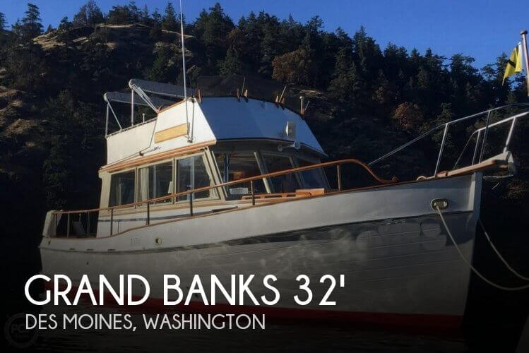 Used 1968 Grand Banks Classic 32 For Sale