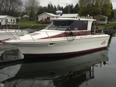 Baha Cruisers 285 Weekender, 28', for sale - $23,500