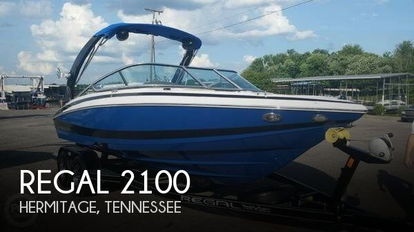 Used Boats For Sale in Clarksville, Tennessee by owner | 2015 Regal 21