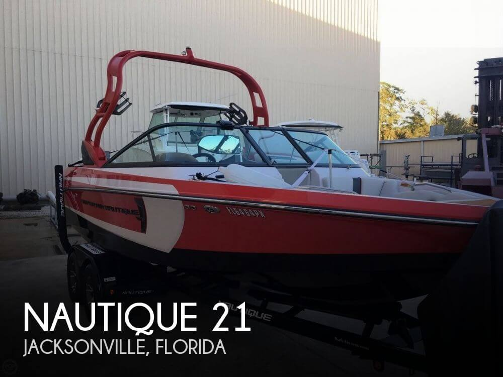 Used Nautique Ski Boats For Sale by owner | 2015 Nautique 21