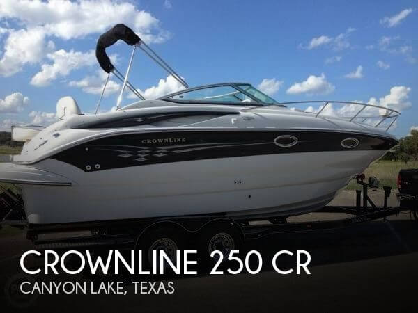 Used Crownline Boats For Sale in Texas by owner | 2004 Crownline 24