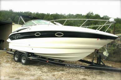 Crownline 250 CR, 24', for sale - $35,200