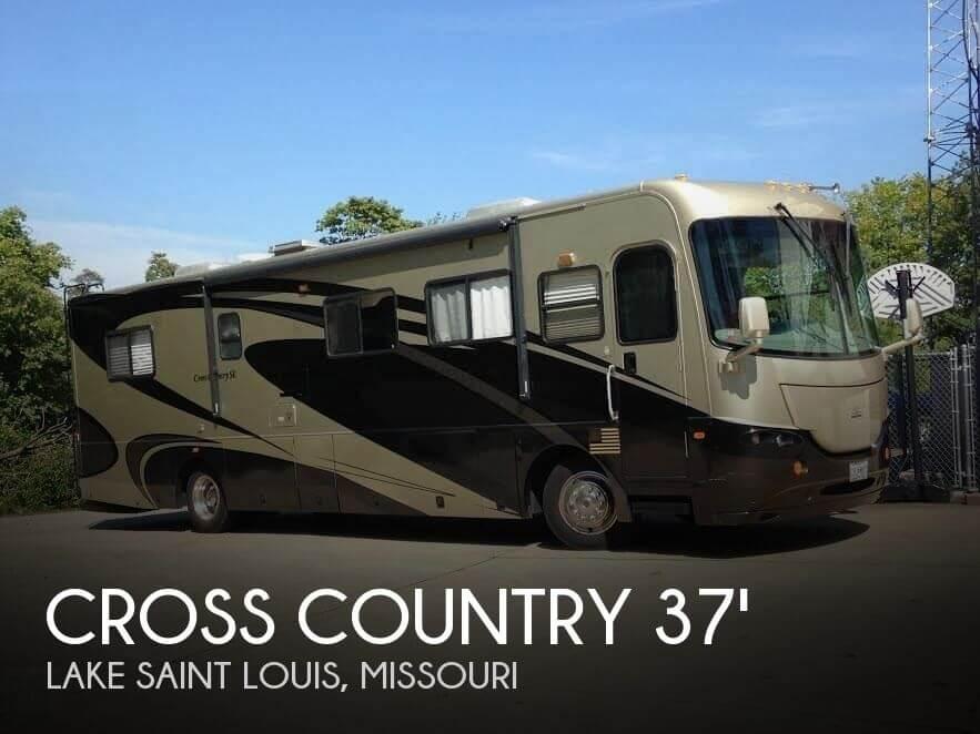 2006 Coachmen Cross Country 372 DS