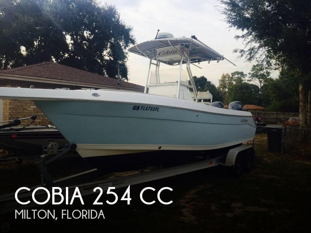 Used Cobia Boats For Sale by owner | 2005 Cobia 25
