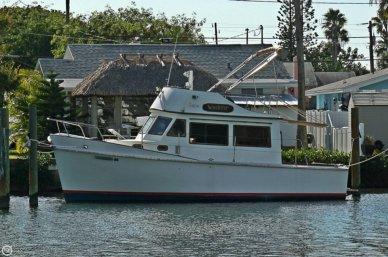 Cheoy Lee 28 Sedan Trawler, 27', for sale - $43,900