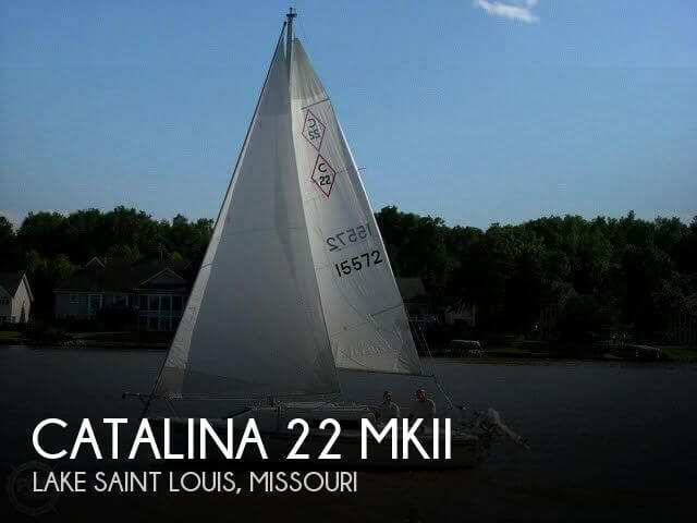2005 CATALINA YACHTS 22 MKII for sale
