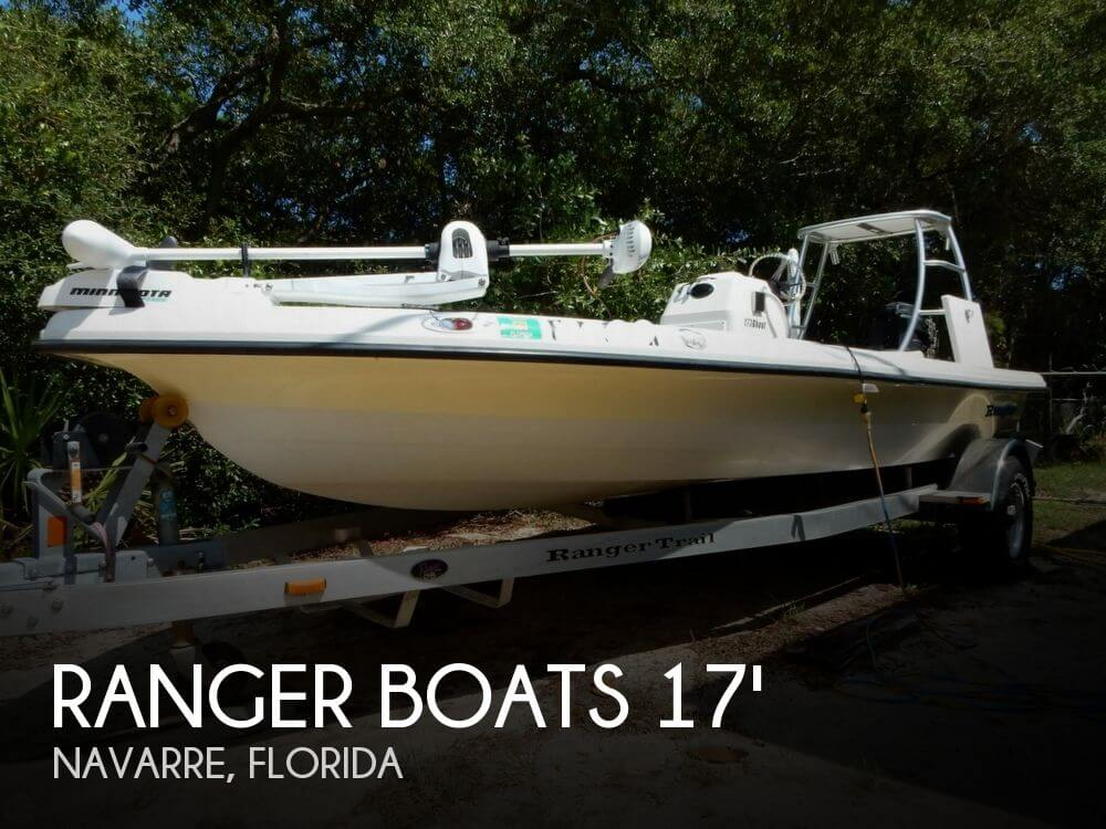 2008 RANGER BOATS 173 GHOST FLATS BOAT for sale