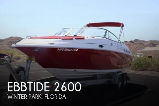 Used Boats For Sale by owner | 2006 Ebbtide 26