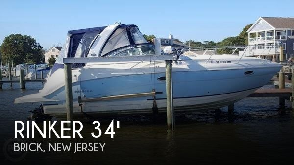 Used Rinker Boats For Sale by owner | 2009 Rinker 34