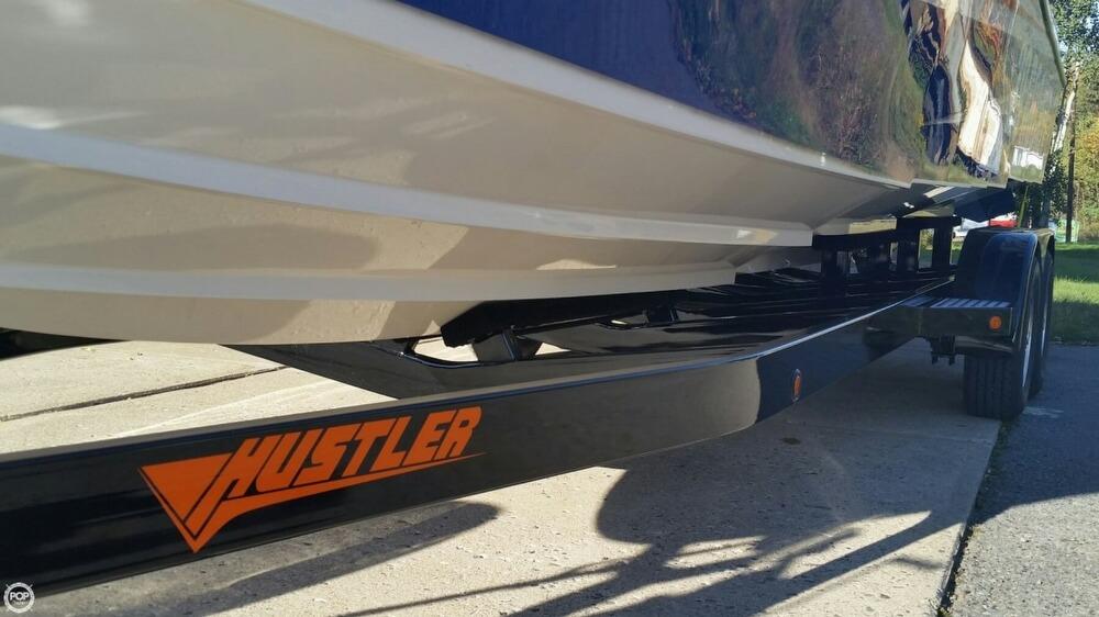 2017 Hustler boat for sale, model of the boat is 29 Rockit MC & Image # 8 of 41