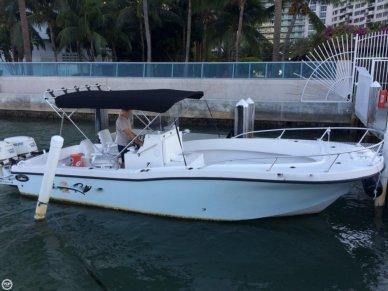 Dusky Marine 252 Open Fisherman, 25', for sale - $58,000
