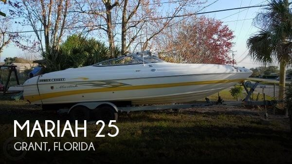 Used Mariah Boats For Sale by owner | 2007 Mariah 25