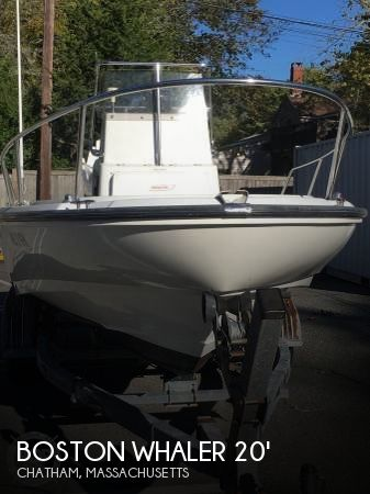 Used Boston Whaler 20 Boats For Sale by owner | 1997 Boston Whaler 20