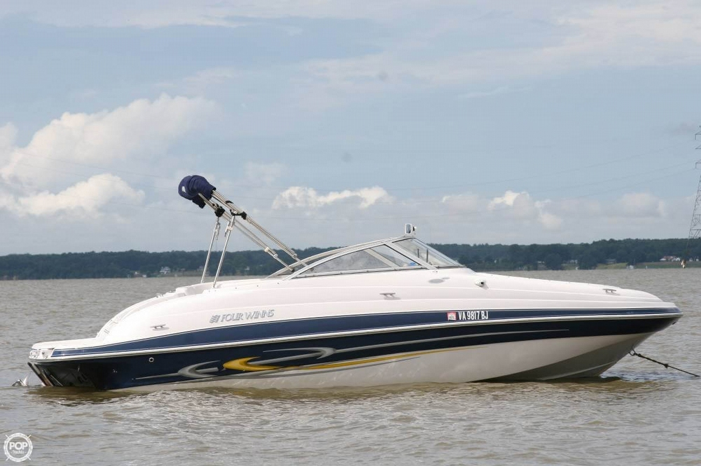 2005 FOUR WINNS 21 for sale