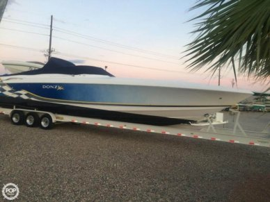 Donzi 45 ZX, 45', for sale - $163,400