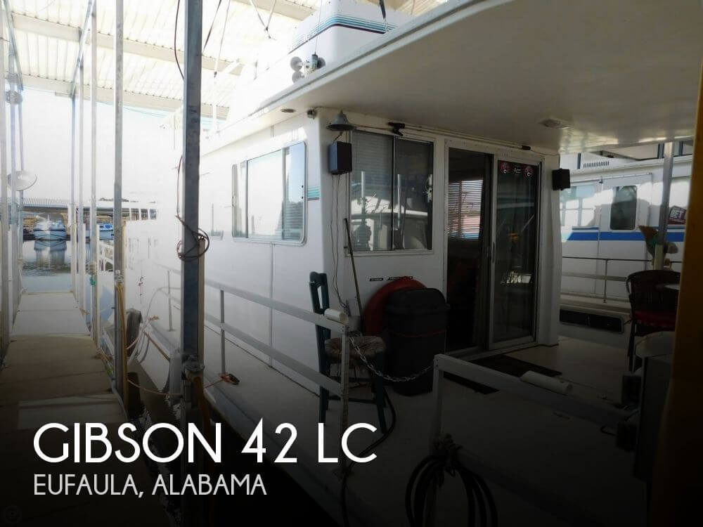 Used Boats For Sale in Columbus, Georgia by owner | 1984 Gibson 42