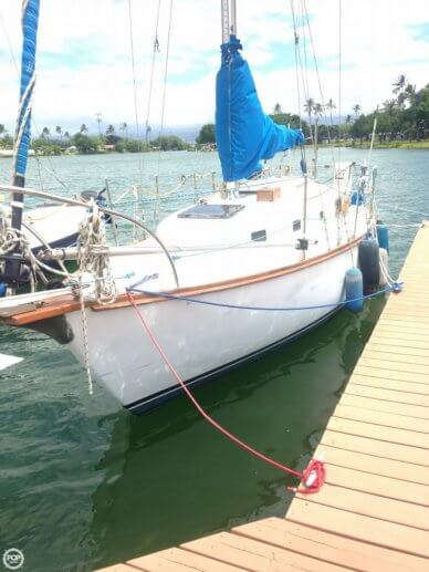 Cape Dory 28, 28', for sale - $27,800