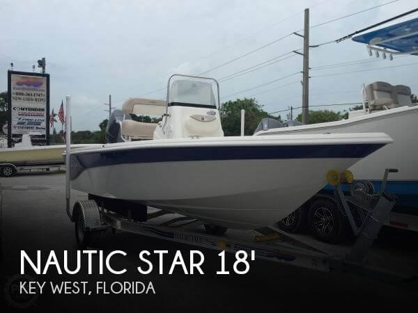 Nautic star 18 39 boat for sale in key west fl for 32 800 for Key west fishing boats