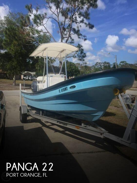 Panga 22' boat for sale in Port Orange, FL for $27,800 | POP Yachts