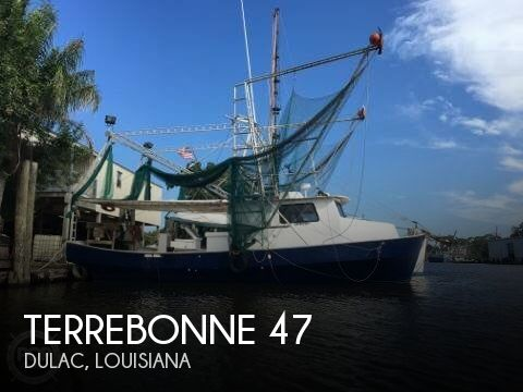 Used Boats For Sale in New Orleans, Louisiana by owner | 2014 Terrebonne 47