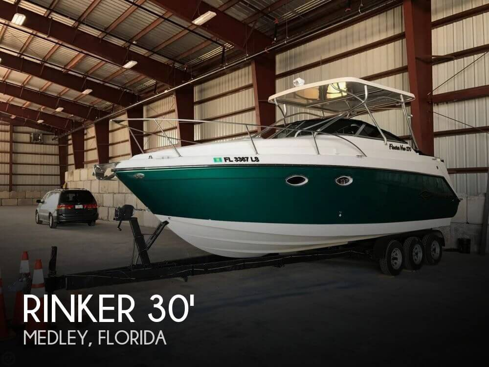Used Rinker 30 Boats For Sale by owner | 2002 Rinker 30