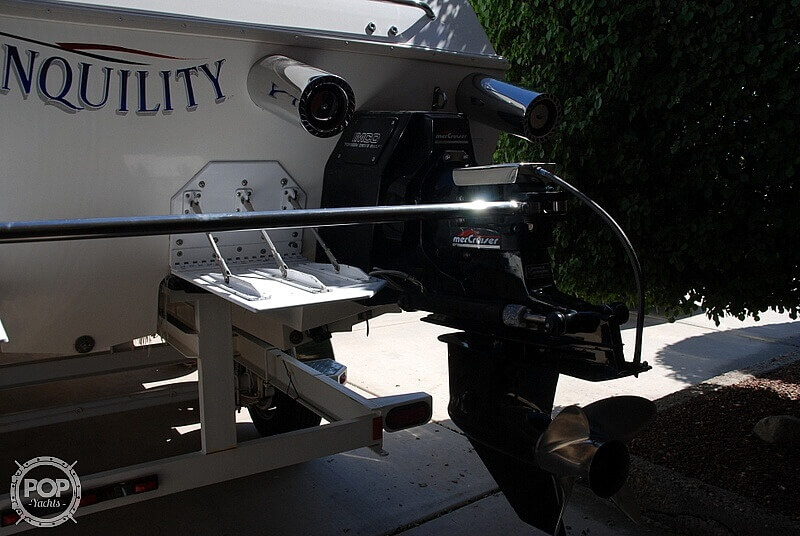 1999 Warlock boat for sale, model of the boat is 31 SXT CAT & Image # 10 of 40