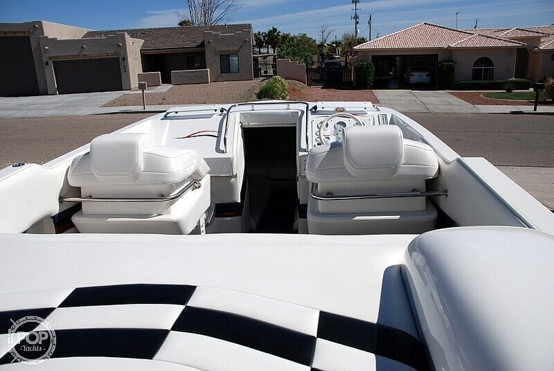 1999 Warlock boat for sale, model of the boat is 31 SXT CAT & Image # 2 of 40