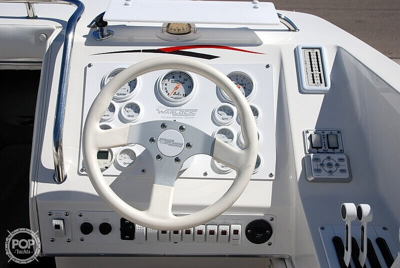 1999 Warlock boat for sale, model of the boat is 31 SXT CAT & Image # 5 of 40