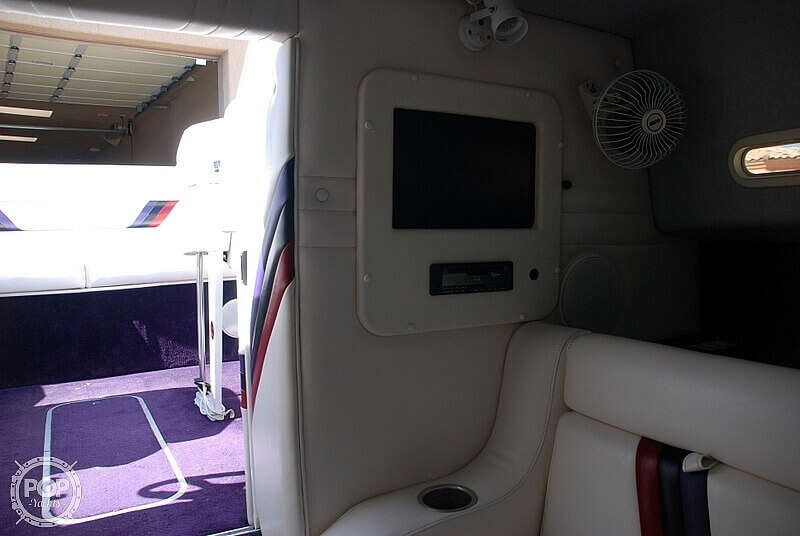 1999 Warlock boat for sale, model of the boat is 31 SXT CAT & Image # 19 of 40