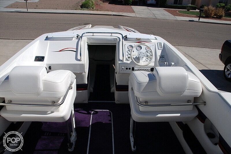 1999 Warlock boat for sale, model of the boat is 31 SXT CAT & Image # 23 of 40