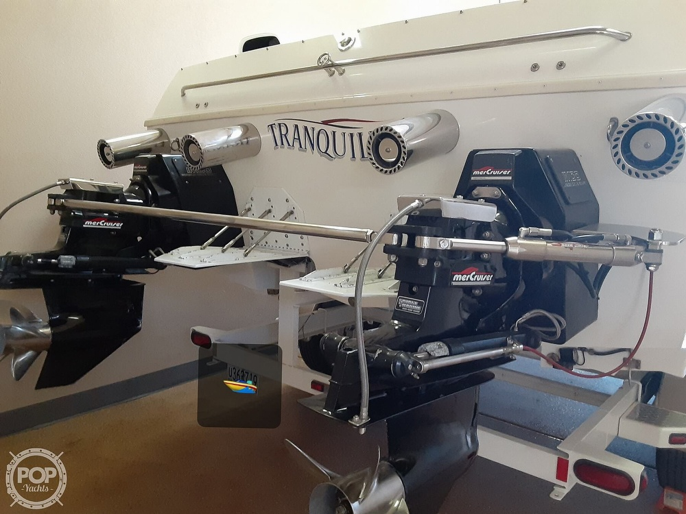 1999 Warlock boat for sale, model of the boat is 31 SXT CAT & Image # 7 of 40