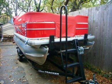 Sun Tracker Bass Buggy 16 DLX, 16', for sale - $21,490
