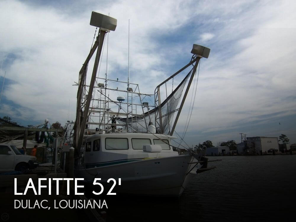 Used Boats For Sale by owner | 2007 Lafitte 52