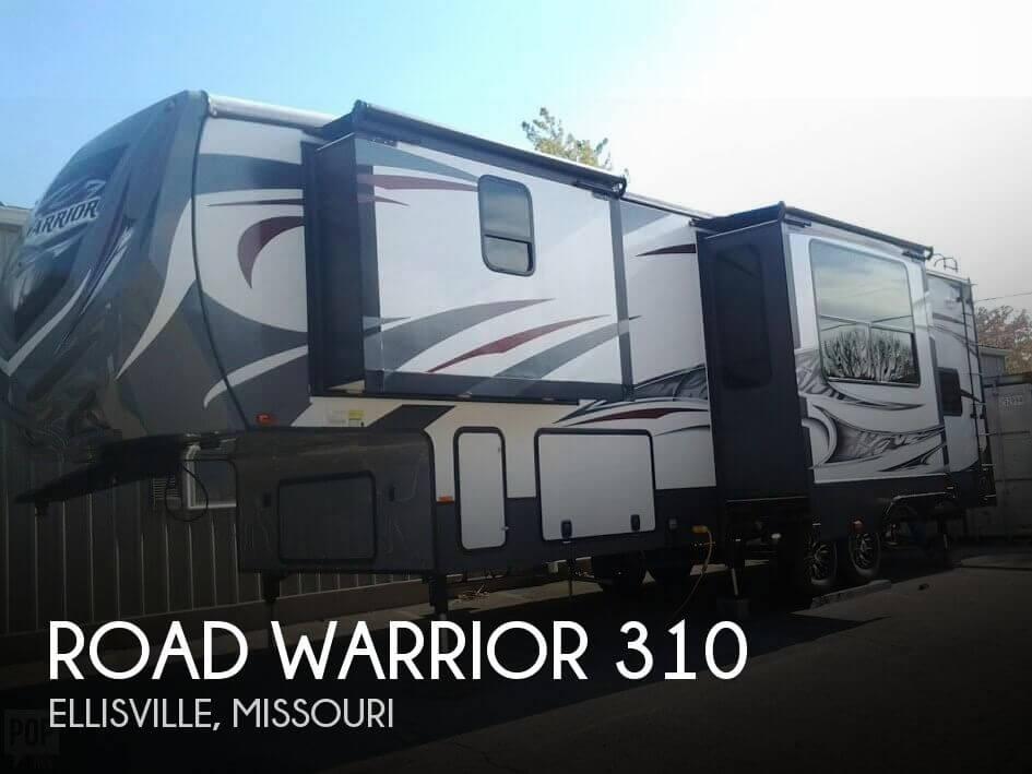 2014 Heartland Road Warrior 310