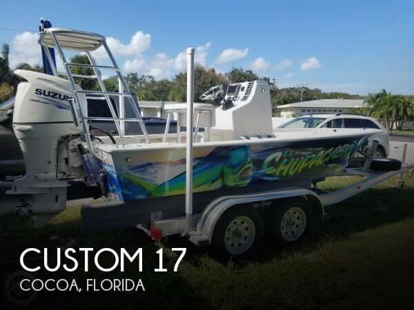 1992 Custom 17