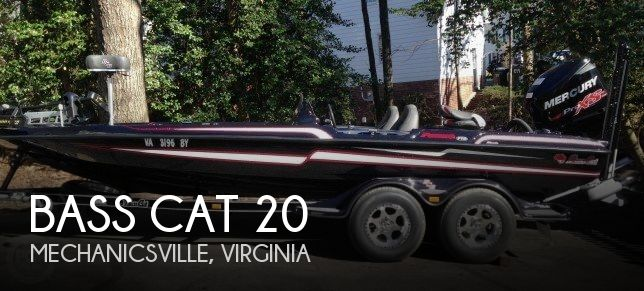 2015 BASS CAT BOATS 20 for sale